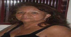 Rosanaxx 65 years old I am from Pôrto Velho/Rondônia, Seeking Dating with Man